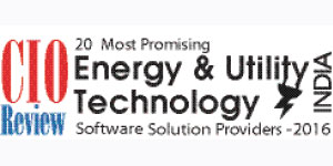 20 Most Promising Energy &Utility Technology Software Solution Providers-2016