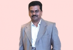 Umasankar Pandurangan, AGM- IT,  HPCL- Mittal Energy Limited